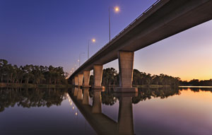 Moama intersection upgrades to support Murray River Bridge