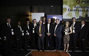 The Institute of Public Works Engineering Australasia has unveiled Australia and New Zealand's top public works engineering projects and professionals at its inaugural IPWEA Australasia Excellence Awards.