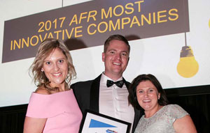 Aurecon ranked fifth most innovative company in Australia