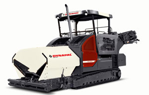 Australian national distributor for Dynapac Road Construction Equipment, Construction Equipment Australia (CEA) has revealed Dynapac's 'bold' new colour scheme: red, white and grey.