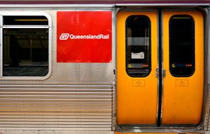 Queensland Rail has managed to achieve more than 200,000 kilometres of train journeys during the Commonwealth Games.