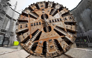 Second TBM begins work on $1.86B Forrestfield-Airport Link