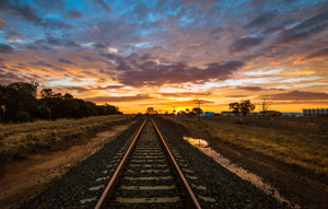 New report highlights contribution of rail to AU