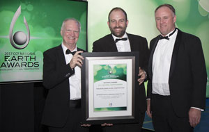 Excellence in civil construction recognised at 2017 CCF National Earth Awards