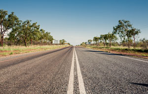 Works start on major safety upgrade to Shelley-Walwa road