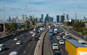 Next phase of major works begin for West Gate Freeway