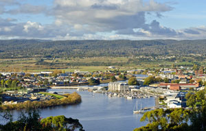 A collaborative project between state, federal and local government, the University of Tasmania and Telstra will introduce a range of connective technology to establish Launceston as one of Australia's leading smart cities.