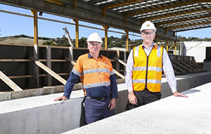 VEC Civil Engineering constructs environmentally friendly bridge for TasRail