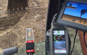 Position Partners launches iDig 2D machine control