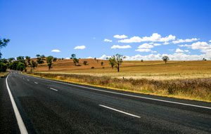 The $80 million project to upgrade a section of the New England Highway at Bolivia Hill, including widening and construction of a 320-metre-long bridge, is now underway.