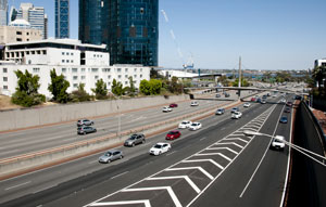 Federal and WA Govts commit funding for Mitchell Fwy works