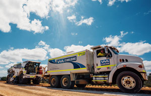 Foamed bitumen stabilisation proves successful alternative on WA project