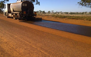 SAMI Bitumen Technologies' prime seal SAMIPrime Eco is proving an eco-friendly and efficient alternative product for surfacing projects in Western Australia.