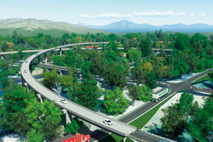 Bentley Systems' new OpenRoads CONNECT Edition is providing engineers with a comprehensive modelling environment to help accelerate road project delivery, unifying design and construction processes from concept to completion.