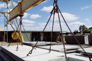 National Precast looks at how precast concrete fabrication can provide time, productivity and safety benefits for the Australian civil construction sector.