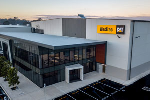 WesTrac to open new Sydney HQ