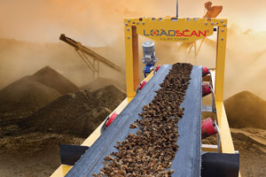 Payload profiling systems specialist Loadscan has released its conveyor volume scanner (CVS) – a tool that helps users measure how much material is moving across a conveyor belt.