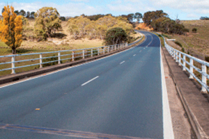 Emu Creek Hall Road Bridge now open