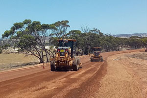 Evan Harvey started in stabilisation from scratch five years ago and has now won the 2018 AustStab Young Stabiliser of the Year award thanks to the support from the team at WA Stabilising.