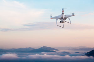 Eye in the sky: The rise of drone technology in engineering