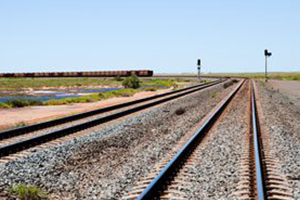 Stabling construction underway for $356M rail line upgrade