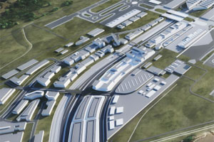 Western Sydney Airport selects firm to develop business park