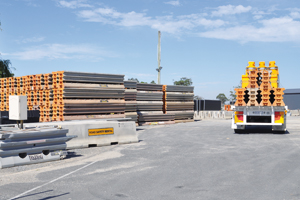 Road Safety Rentals, a division of Saferoads, is helping Victorian contractors avoid costly delays by providing rapid deployments of safety equipment.