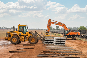 Steel delivery marks major Inland Rail milestone