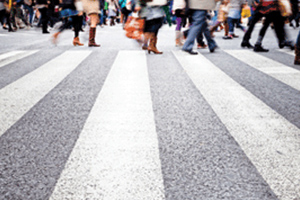 Queensland pedestrian crossings get smart
