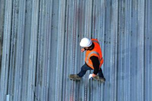New data from the Australian Bureau of Statistics has found the total construction work done has fallen by 2.6 per cent in the December quarter of 2019.
