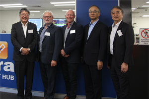 Mitsui & Co. invests in Position Partners to accelerate digital transformation in the construction and resource sectors