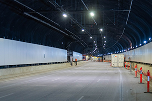 WestConnex M4 Tunnels almost complete