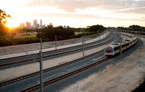 Victorian Suburban Rail Loop goes to market