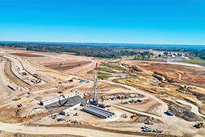 Major earthworks begin at Western Sydney International Airport