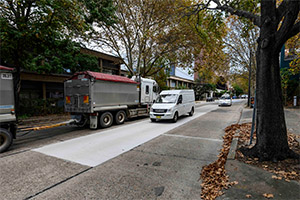 City of Sydney trials industrial waste concrete