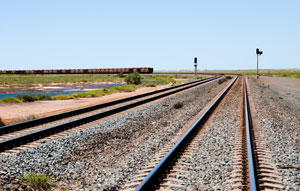 Rio Tinto launches world's first automated heavy-haul rail network