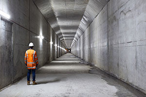 Contractor completes City Rail Link tunnel box