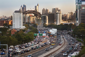 Report suggests congestion charging for Australian CBDs