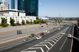 $40M Mitchell Freeway widening underway