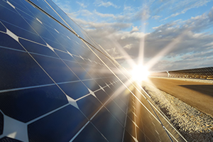 Major Project Status awarded to $20B solar infrastructure project