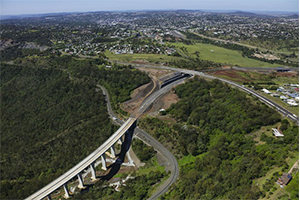 Toowoomba Second Range Crossing officially opens
