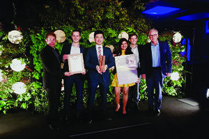 Downer wins at the Premier's Sustainability Awards