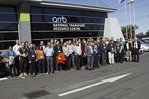 ARRB hosts Smart Pavements Now Masterclass
