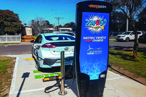 EV uptake growing in Moreland