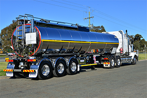 Keeping bitumen moving with Byford Equipment