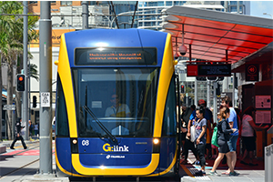 Works begin on next stage of the $709M Gold Coast Light Rail
