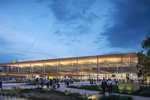First look at Western Sydney International Airport terminal