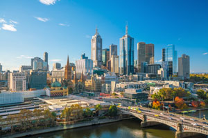 Melbourne to overtake Sydney as Australia's most important economic city