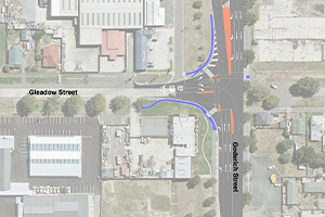 Tenders called for Tasmanian intersection upgrades