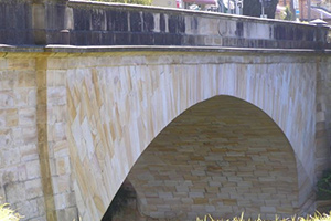 Historic NSW sandstone bridge to be restored